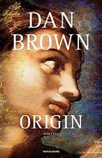 Origin Dan Brown Libro Thriller Parigi romanzo Mondadori Bilbao
