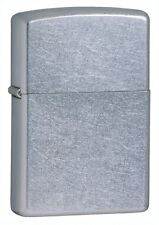 STREET CHROME   ZIPPO FREE  UNITED KINGDOM.   SHIPPING.........................
