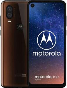 Motorola One Vision XT1970-03 Bronze, TOP Zustand
