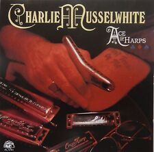 Charlie Musselwhite - Ace Of Harps (CD 1990 Alligator) Blues - VG++ 9/10