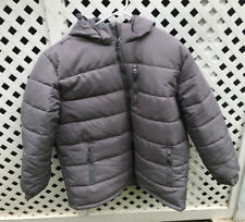 Outdoor Life Men's WINTER Coat Jacket size XL Gray New W/ Tags Water Resistant