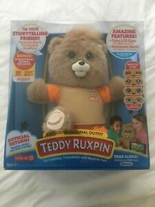 Teddy Ruxpin Official Return of the Storytime and Magical Bear 2017 NIB