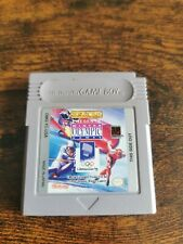 Winter Olympic Lilehammer '94 Game Boy USA