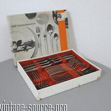 WMF brevet 90er Argent table couverts 24 pièces pour 6 personnes Vintage 50er J. neuf dans sa boîte
