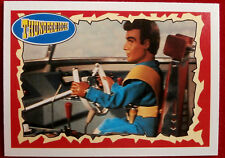 THUNDERBIRDS - Virgil Tracy - Card #30 - Topps, 1993 - Gerry Anderson