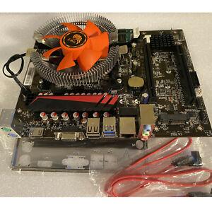 New 4.1GHz Dual-Core 16GB Gaming Desktop HDMI AMD FM2+ Motherboard CPU RAM Combo
