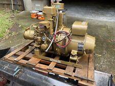 Kohler 4cmo61 4 Kw Diesel Generator 60 Hz 120v240
