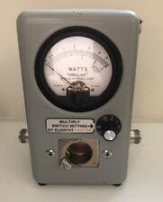 Bird 4410 Thruline RF Wattmeter