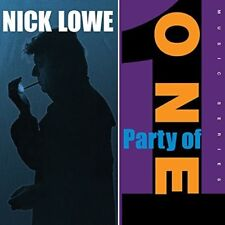 Nick Lowe - Party of One [New CD] Digipack Packaging