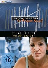 6 DVDs  * HINTER GITTERN - DER FRAUENKNAST : STAFFEL 14 # NEU OVP §
