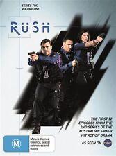 Rush: Series 2 - Volume 1  - DVD - very good  condition  Region 4