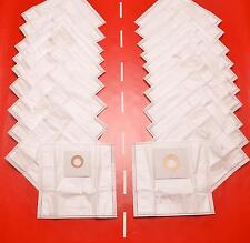 10 sacchetto per la polvere Clean Maxx 2000 W carta 2000w 10x11cm o 8,5x8 cm