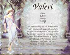 Personalized Name On Fairy Art Gift For Daughter Granddaughter Friend