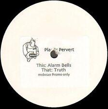 PLASTIC PERVERT - Alarm Bells / Truth - 2003 Mob Records - MOB020 - Uk