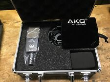 AKG  Acoustics C414  XLS studio  Microphone with Case , mic //ARMENS//
