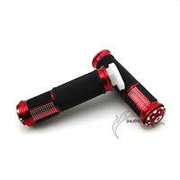 7/8'' Twist Throttle Handle Grips For 50 60 80cc Motorized Bicycle Dirt Bike ATV
