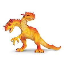 """Dragon King Plastic Figure - 6"""" L x 4"""" H - #10123 Safari Ltd. Fantasy Nib!"""