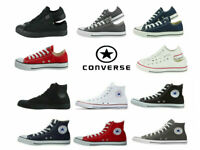 Converse All Star Chuck Taylor Hi Lo Tops Unisex Womens Mens Trainers All Sizes