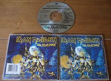 Iron Maiden Live after death - 1985 EMI