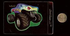 REPTOID Monster Jam Vending Machine Sticker / 2000 SFX Motor Sports Hot Wheels