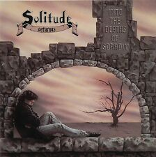 SOLITUDE AETURNUS - INTO THE DEPTHS OF SORROW - original 1991 Road Racer RRD9265