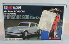 Bandai Transformer DX Robo Machine Porsche 930 turbo 80er Jahre OVP #1847