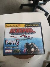 Deadpool Paws : Marvel Graphic Audio by Stefan Petrucha