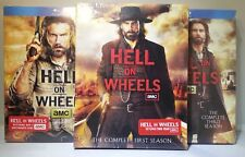 Hell On Wheels Blu-Ray Bundle - Season 1-3