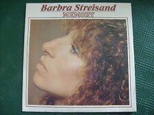 Barbra Streisand - Memory / Evergreen - vinyle 45 Tours