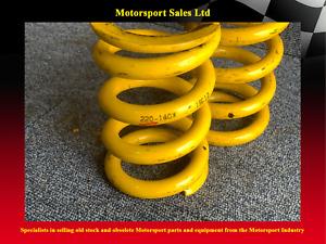 KW Motorsport Springs 220 x 140 (1,230lb)