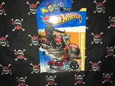 2011 Hot Wheels Harley-Davidson Fatboy 2012 New Models