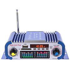 Stereo Amplifier Power Amp Audio 2 Home Channel Digital New Watt Pyle Mini New