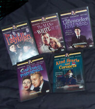 The Alec Guinness Collection Dvd Lot - Kind Hearts and Coronets + 4 More!