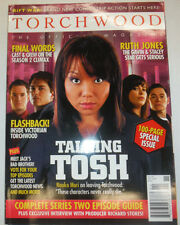 Torchwood Magazine Naoko Mori & Victorian Torchwood May 2008 040215R