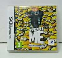 Despicable Me Minion Mayhem  Nintendo DS