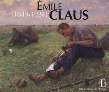 ÉMILE CLAUS (1849 - 1924) - CONSTANTIN EKONOMIDÈS BP