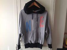 mens nike hoodie xs grey used. NIKE HOODIE XS GREY USED. Nike Hoodie Xs