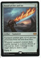Magic The Gathering Double Masters Mythic Card #297 Sword Of Fire And Ice