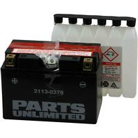 MOOSE AGM BATTERY - YTX12A-BS 2113-0378