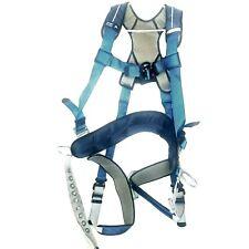 DBI SALA Safety Harness Medium 1110151 1D XP Sewn Pad Belted