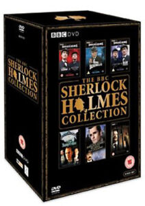 The BBC Sherlock Holmes Collection DVD (2006) Peter Cushing, Attwood (DIR) cert