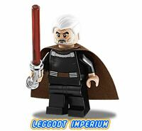 LEGO Minifigure Star Wars Count Dooku - Sith Lord sw472 FREE POST