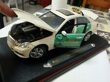 Mercedes - Benz E-class Maisto 1/18 taxi