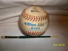 Worth Blue Dot Extra Softball - Leather - Red Stitch - Dynamic Bonding System
