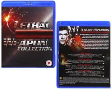 LETHAL WEAPON  1-4 (1987-1998): Mel Gibson + Danny Glover  NEW 5 BLU-RAY + Bonus