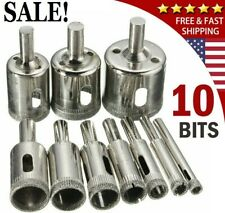 Diamond Drill Bits Core Saw Hole Cutting Maker Hollow For Glass Tile Wood Marble