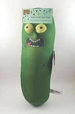 Rick and Morty Adult Swim Toy Large 12'' Pickle Licensed Stuffed Animal Plush