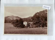A9988cgt UK Country Estate Manor House vintage postcard