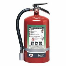 Badger 11hb Fire Extinguisher 1a10bc Halotron 11 Lb