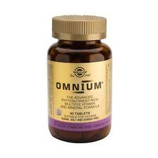 Omnium 90Comp Solgar 90 Tablets